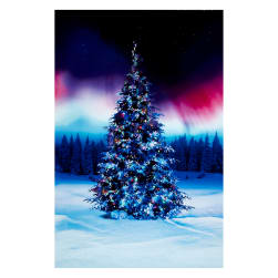 All Aglow Digital Christmas Tree 30