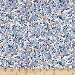 Liberty Fabrics Classic Tana Lawn Wiltshire Lavender Fabric