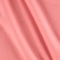 Solid Flannel Pink Fabric