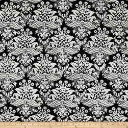 Bali Handpaints Batiks Damask Oreo Fabric