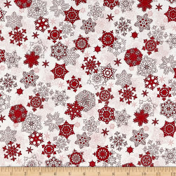 Merry, Berry & Bright Metallic Snow Glisten Radiant