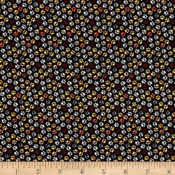 Timeless Treasures Mini's Paws Neutral Fabric