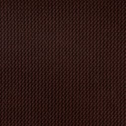 Telio Paola Pique Knit Brown Fabric
