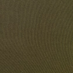 Fabric Merchants Rayon Challis Solid Olive Fabric