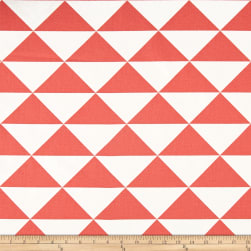Premier Prints Large Dimensions Coral Fabric