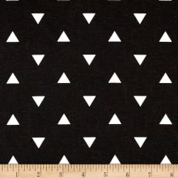 Premier Prints Triangle Black