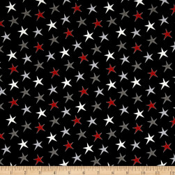 Dt-K Signature Around Town Star Black Fabric