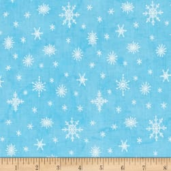 Western Denim & Dirt Flaky Friends Snowflakes Light