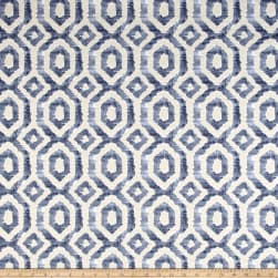 Swavelle/Mill Creek Cavray Indigo Fabric