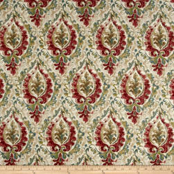 Swavelle/Mill Creek Zania Cherry Fabric