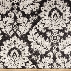 Swavelle/Mill Creek Darvel Black Pearl Fabric