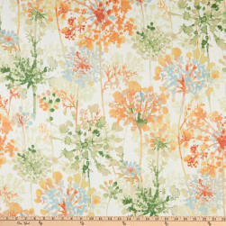 Swavelle/Mill Creek Hatherly Orange Blossom Fabric