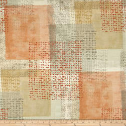 Swavelle/Mill Creek Killick Basketweave Clay Dust Fabric