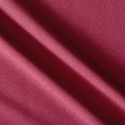 Rayon Woven Solid Dark Mauve Fabric