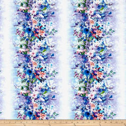 Wildwood Way Digiprint Petal Path Multi