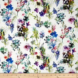 Wildwood Way Digiprint Water's Edge Multi Fabric