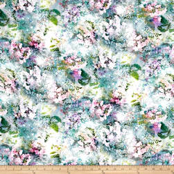 Wildwood Way Digiprint Misty Morning Multi Fabric