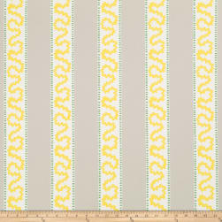 Madcap Cottage Brooks Street Twill Oyster Fabric