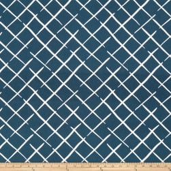 Madcap Cottage Cove End Indigo Fabric