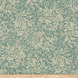 Robert Allen @ Home Indiki Blooms Aegean Fabric