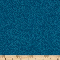 Basically Patrick Speckle Teal Fabric