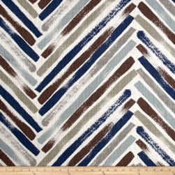 Premier Prints Stella Regal Blue Slub Fabric