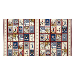 "Play Ball 23.5"" Panel Multi"