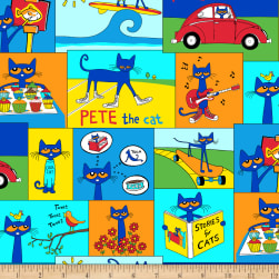 Pete The Cat Blocks Multi