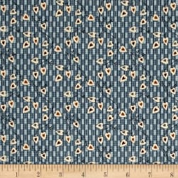 Blue Sky Sweetheart Azura Fabric