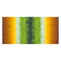 Kaufman Vincent Van Gogh Digital Stripe Sunrise Fabric