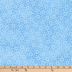 Kaufman Imperial Collection Geo Sky Fabric