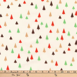 Kaufman Forest Fellows Trees Forest Fabric