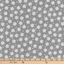 Kaufman Cozy Cotton Flannel Daisies Pepper