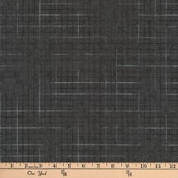 Kaufman Maze Charcoal Fabric
