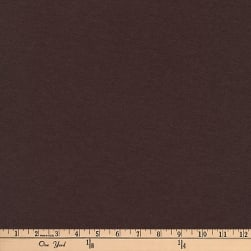 Kaufman Dana Cotton/Modal Knit 4.8 oz Chocolate Fabric