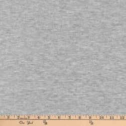 Kaufman Dana Jersey Knit Heather 4.8 oz Heather Grey