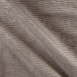 Velvet Textured Stream Nickel Fabric