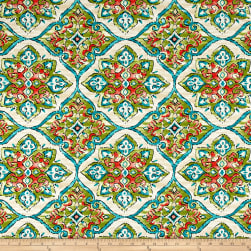 Richloom Solarium Outdoor Splendor Opal Fabric