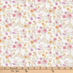 Kaufman Petite Garden Bouquet Summer Fabric