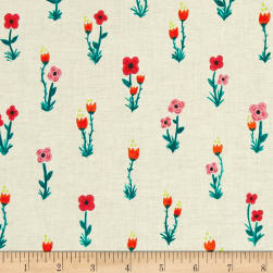 Meriwether Folk Fleur Farmhouse Fabric