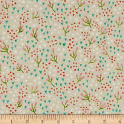 Meriwether Frolic Oatmeal Fabric