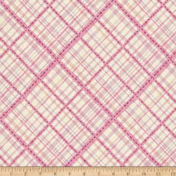Meriwether Homespun Berry Fabric