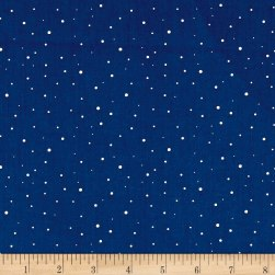 Elements Triangle Dot Matrix Midnight Fabric