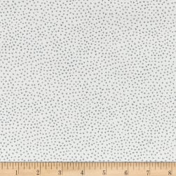 Notepad Points White-Grey Fabric