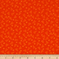Bread & Butter Fiesta Triangles Sunset Fabric