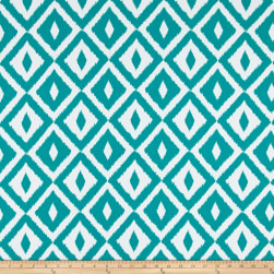 Terrasol Outdoor Aztec Teal Fabric