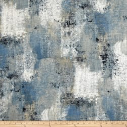 Covington Antalya Dark Denim Fabric