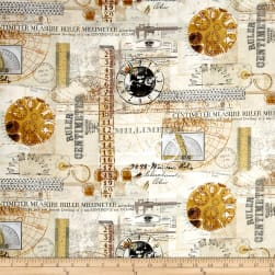 Measure Collage Multi Fabric