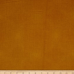Measure Wavy Grid Luggae Fabric