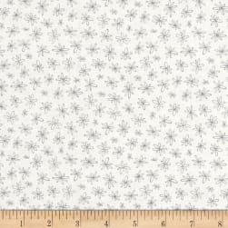 Going Steady Fanciful Floral Cream Fabric